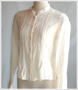 blouse, made by BISOU IGARASHI